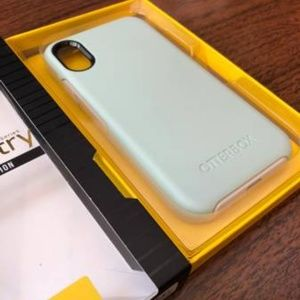 iPhone X Otterbox Symmetry Case - BRAND NEW
